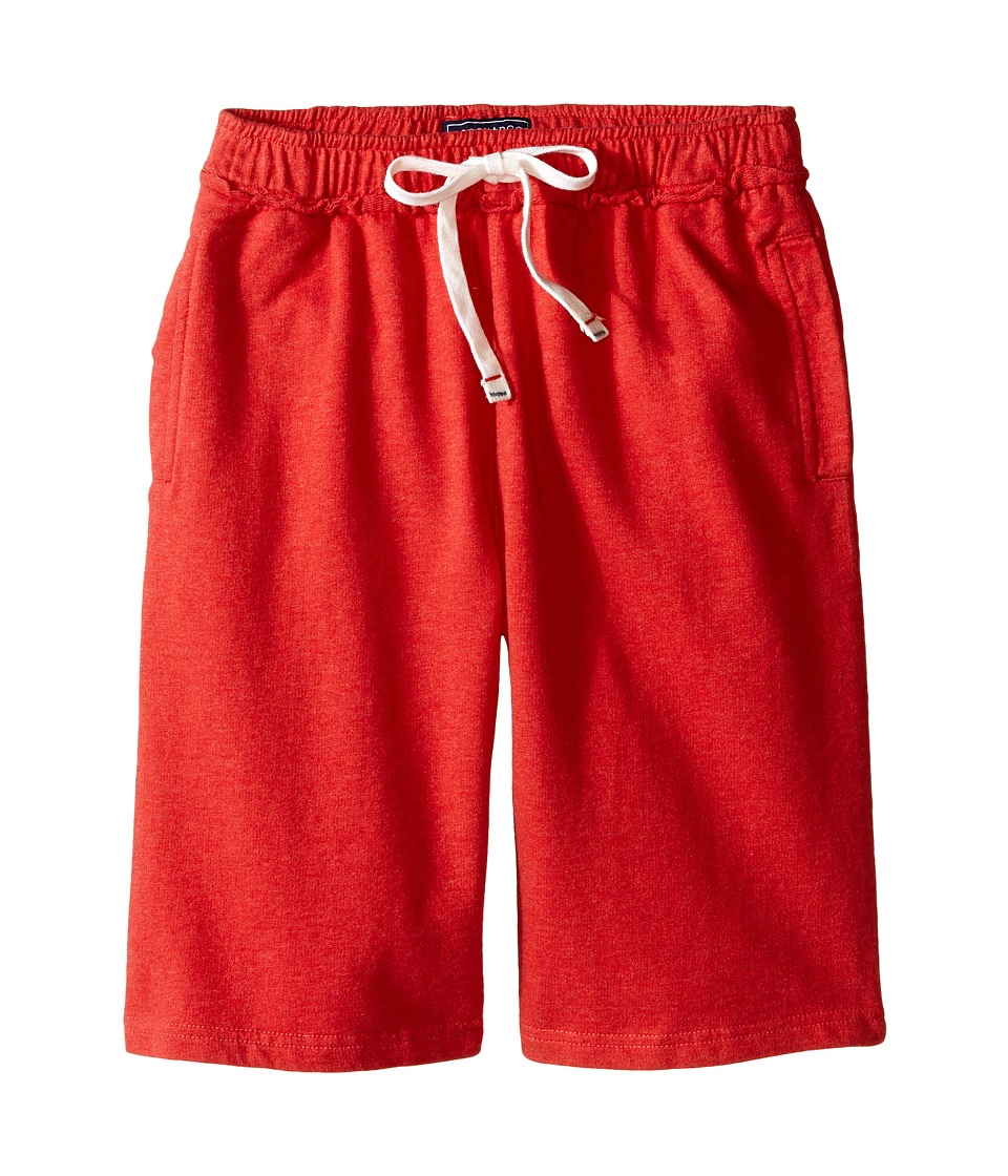 Toobydoo - Red Camp Shorts w/ White Tie (Infant/Toddler/Little Kids/Big Kids) (Red) Boy's Shorts