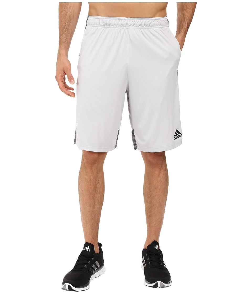 adidas - Climacore Shorts (Light Solid Grey/Black) Men's Shorts