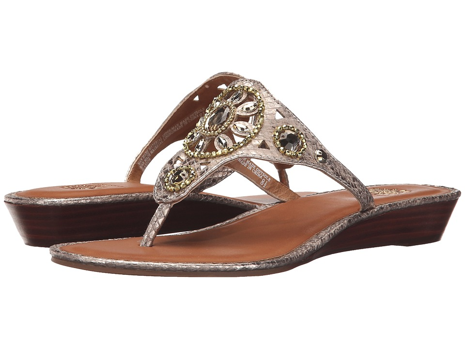Yellow Box - Glasgow (Platino) Women's Sandals