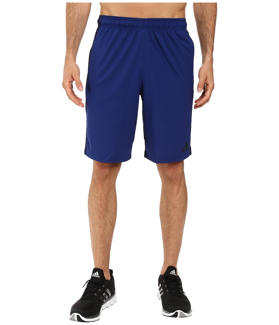 adidas - Climacore Woven Shorts (Unity Ink/Black) Men's Shorts