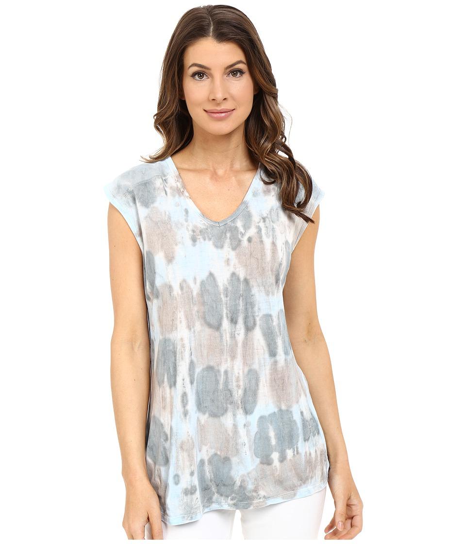 XCVI - Valerie Top (Aquarius Wash) Women's Clothing