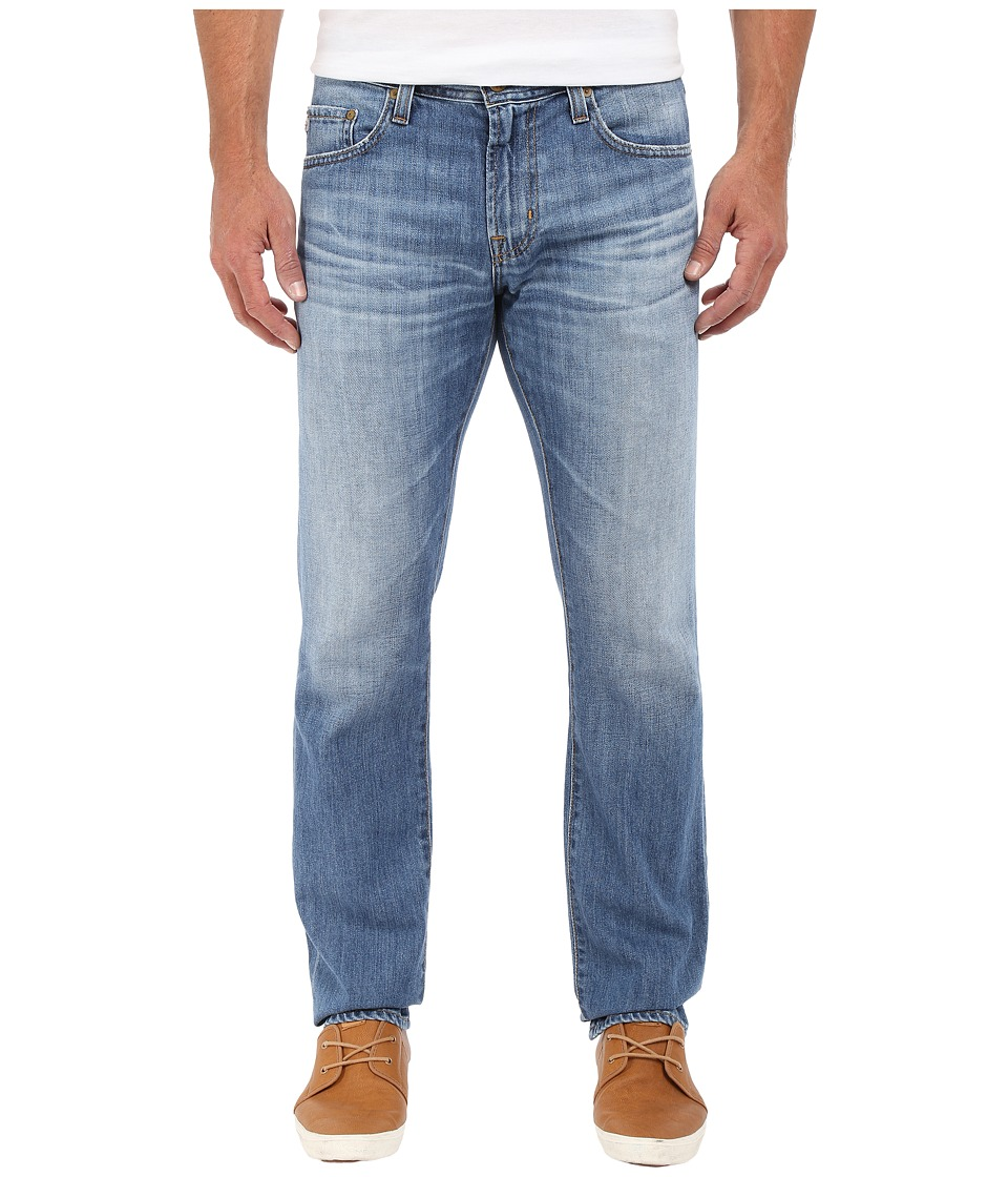 AG Adriano Goldschmied - Matchbox Slim Straight Jeans in 16 Years Riverside (16 Years Riverside) Men's Jeans