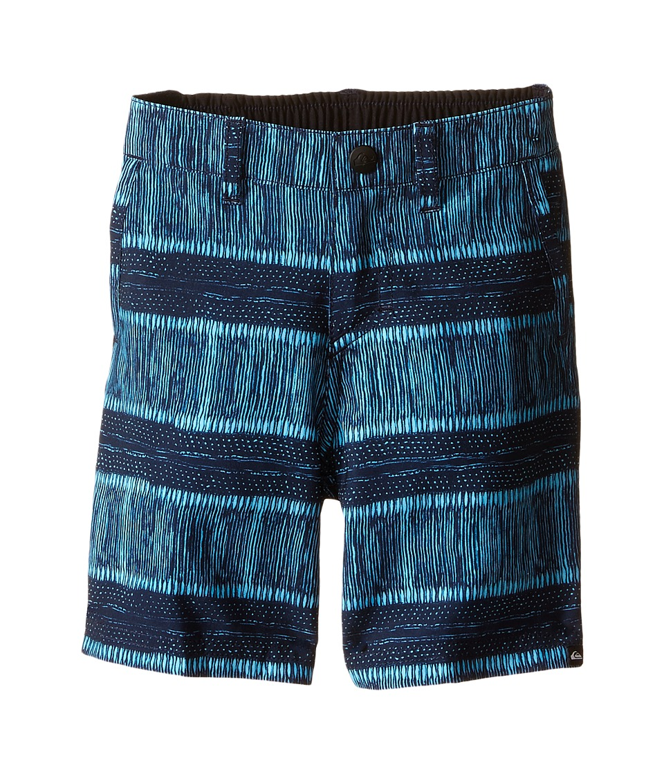 Quiksilver Kids - Open Amphibian Shorts (Toddler) (Navy Blazer) Boy's Shorts