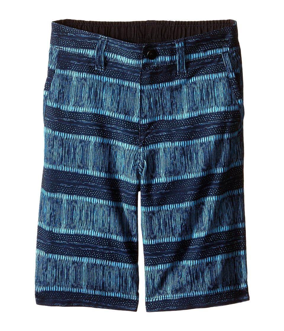 Quiksilver Kids - Open Amphibian Shorts (Little Kids) (Navy Blazer) Boy's Shorts