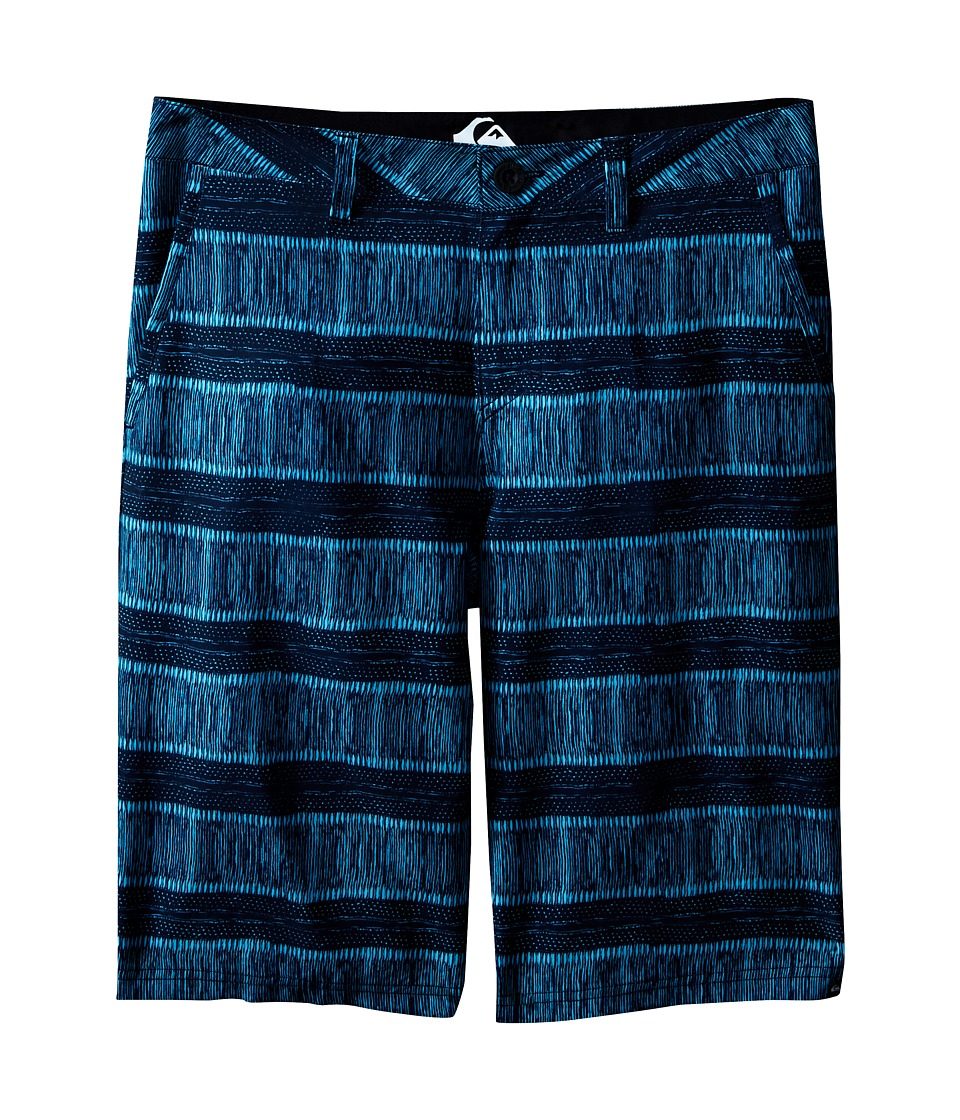 Quiksilver Kids - Open Amphibian Shorts (Big Kids) (Navy Blazer) Boy's Shorts
