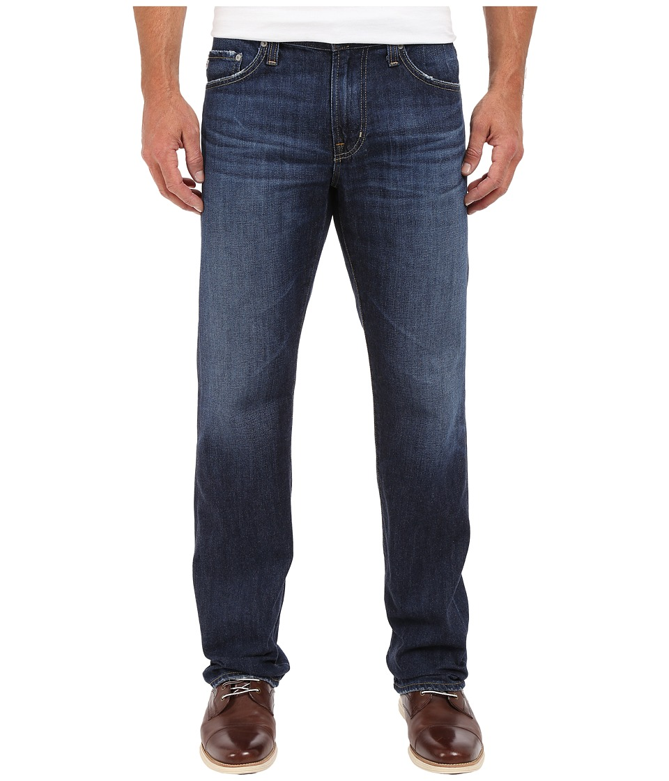 AG Adriano Goldschmied - Prot g Straight Leg Denim in Jeans in 6 Years Dufresne (6 Years Dufresne) Men's Jeans
