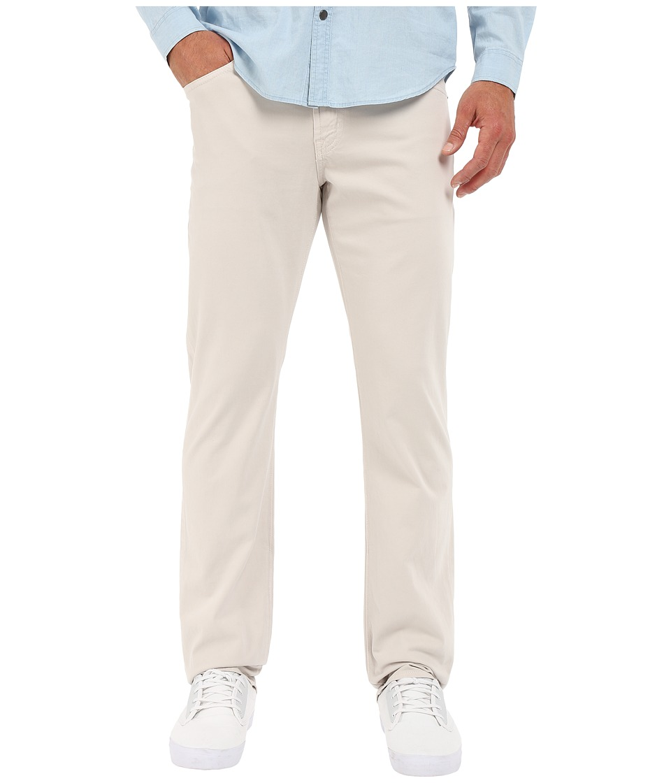 AG Adriano Goldschmied - Graduate Tailored Leg Pants in Bleached Sand (Bleached Sand) Men's Jeans