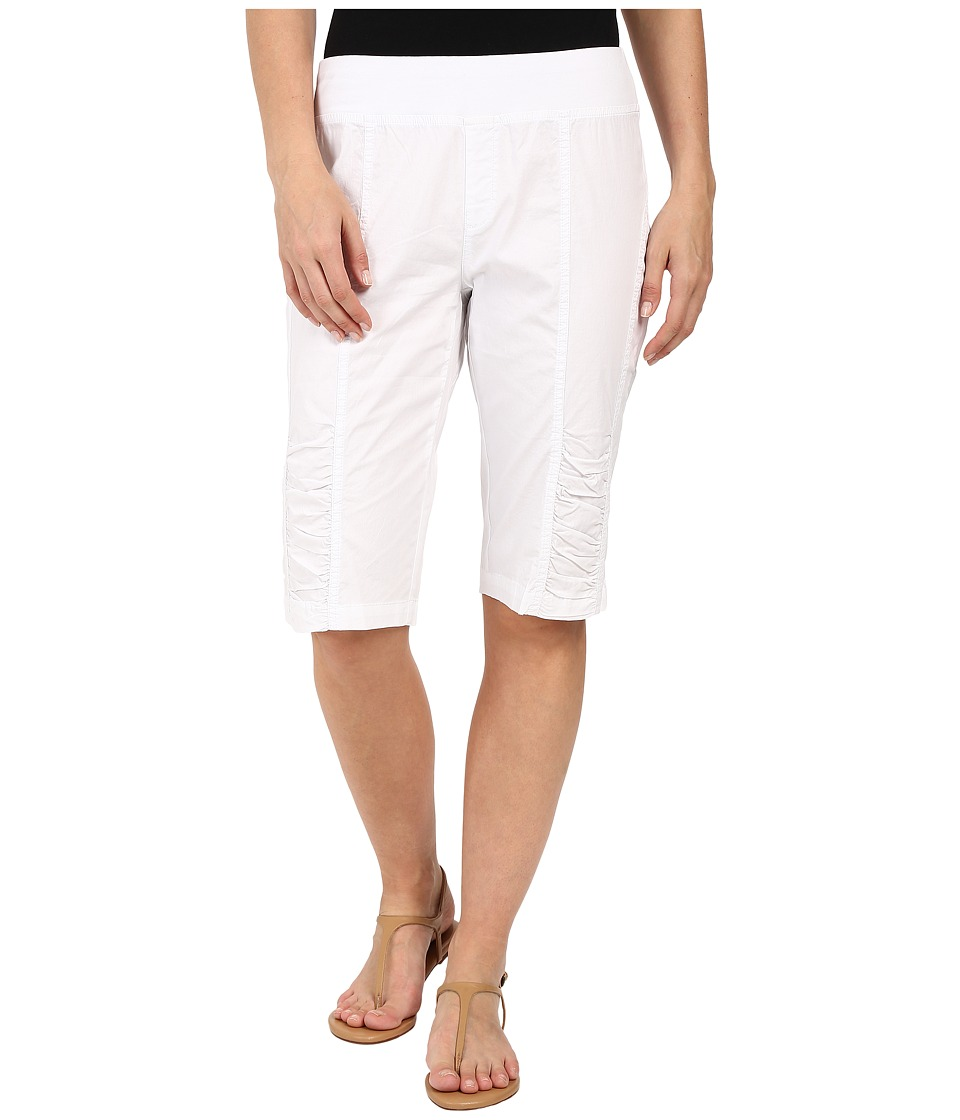 XCVI - Tatem Bermuda (White) Women's Shorts