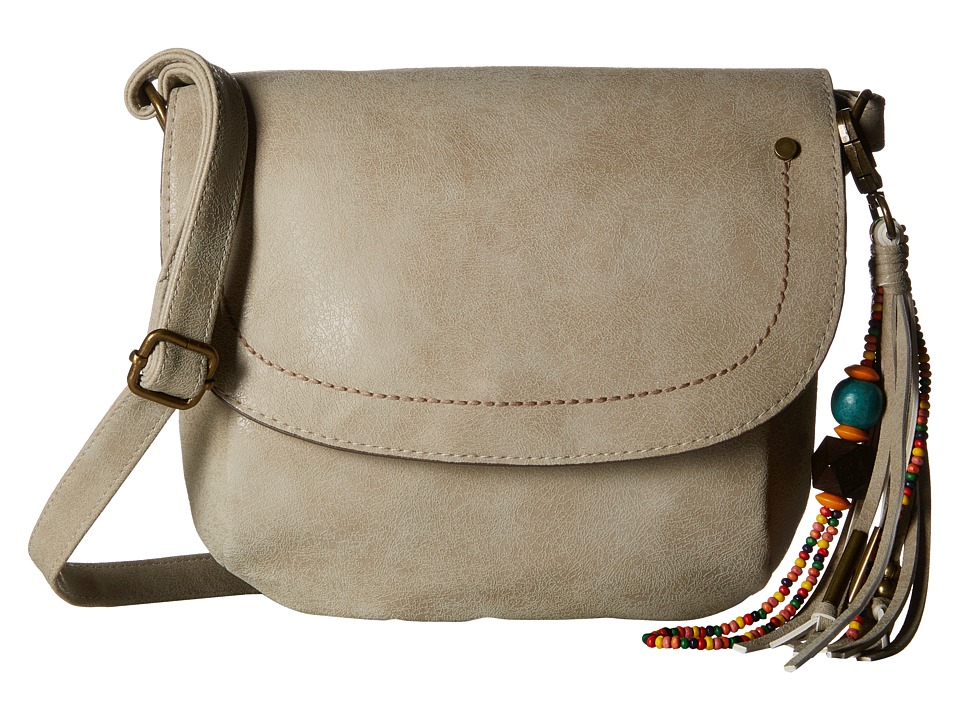 Gabriella Rocha - Callie Crossbody with Tassel (Bone) Cross Body Handbags