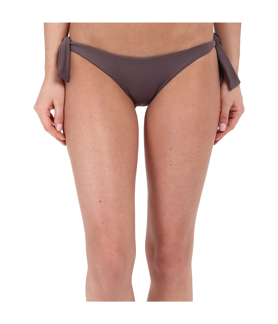 L*Space - Haven Seamless Tie Sides Classic Bottom (Pebble) Women's Swimwear
