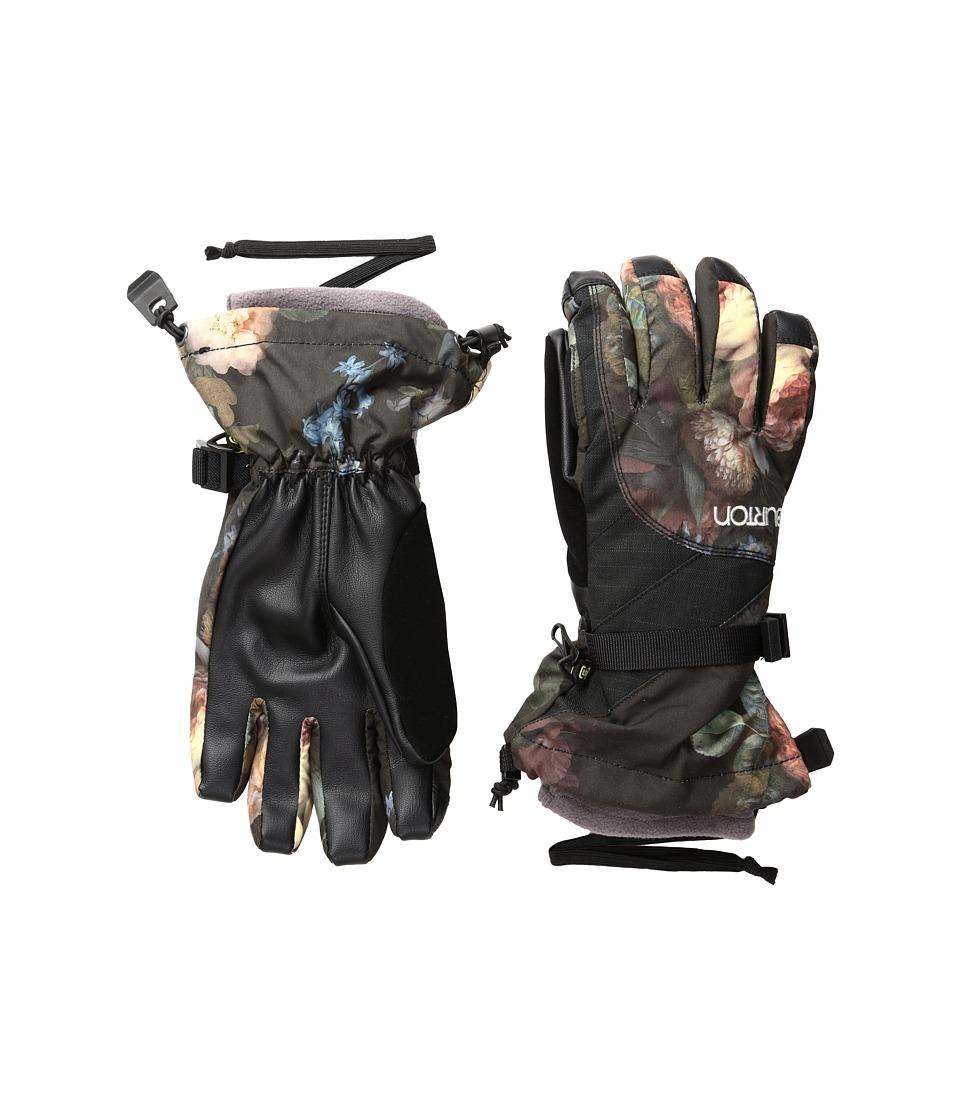 Burton - WMS Approach Glove (Lowland Floral) Snowboard Gloves