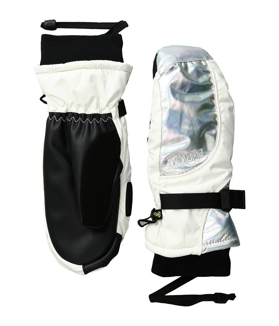 Burton - Pele Mitt (Iridescent/Stout White) Snowboard Gloves