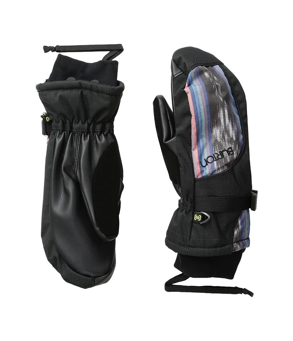 Burton Pele Mitt (Mala Stripe) Snowboard Gloves