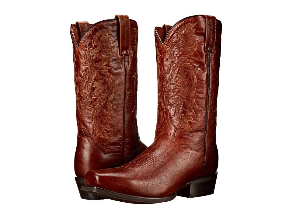Dan Post - O'Neal (Cognac) Cowboy Boots
