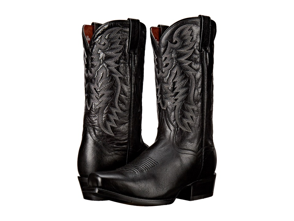 Dan Post - O'Neal (Black) Cowboy Boots