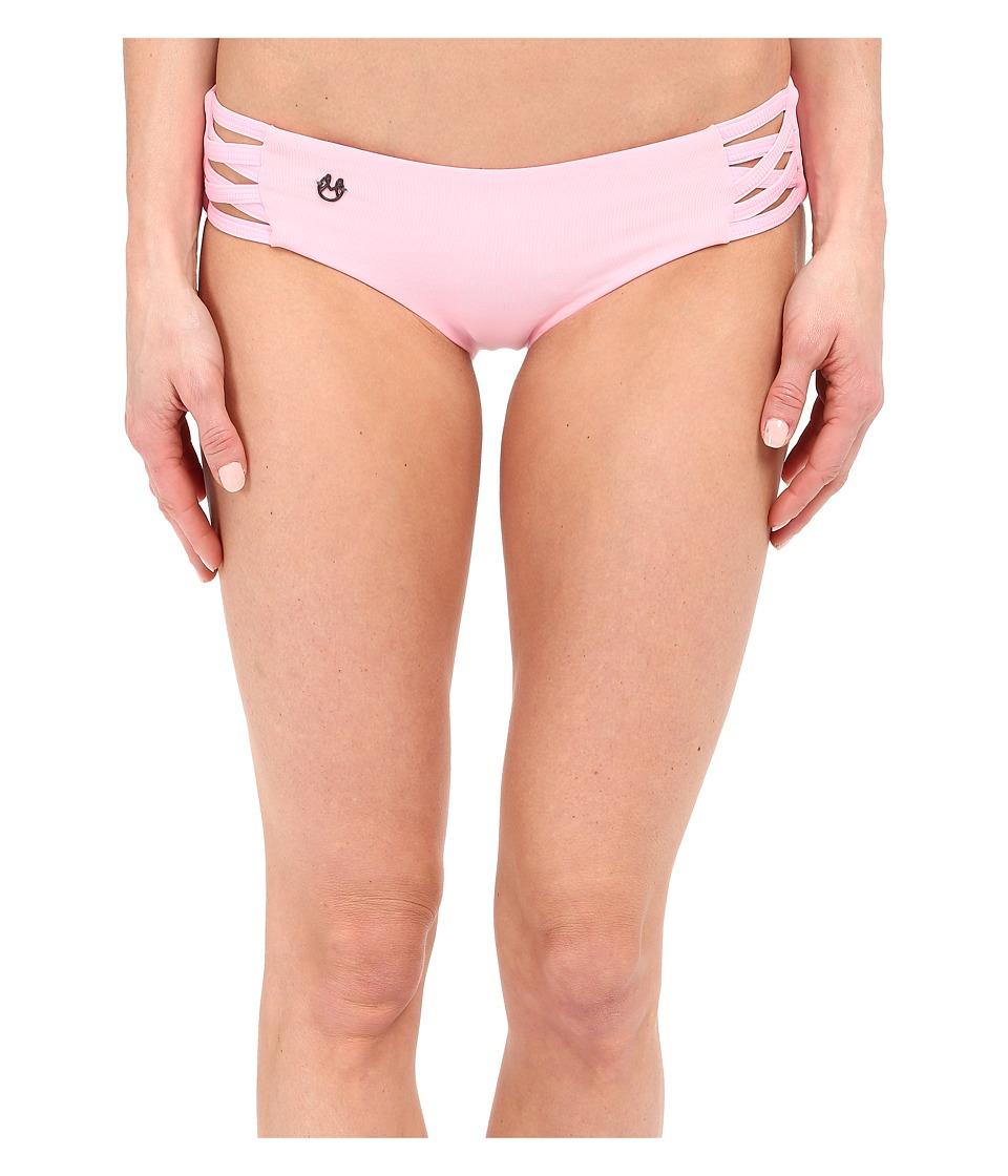 Maaji - Blush Sundown Signature Cut Bottom (Pink) Women's Swimwear