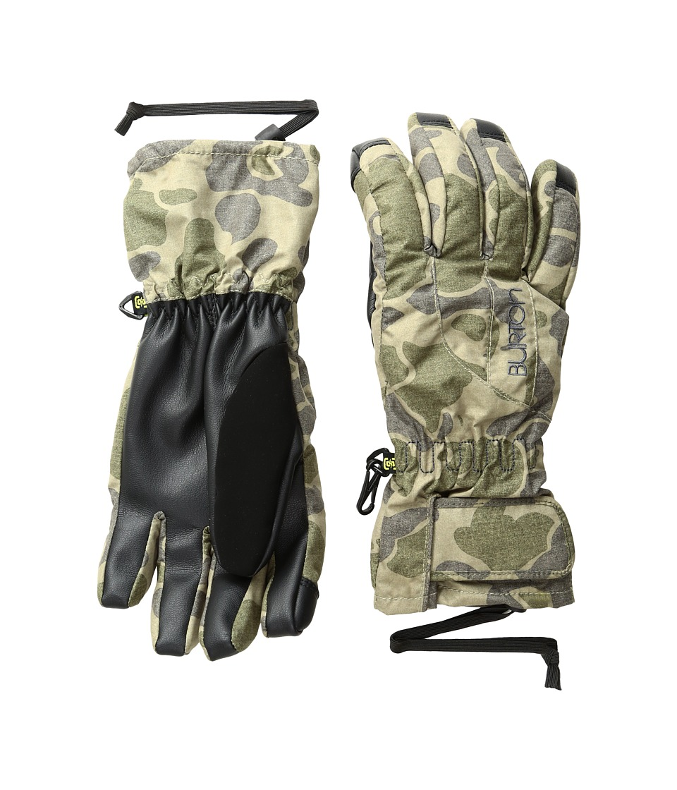 Burton - WMS Profile Under Glove (Petal Camo) Snowboard Gloves