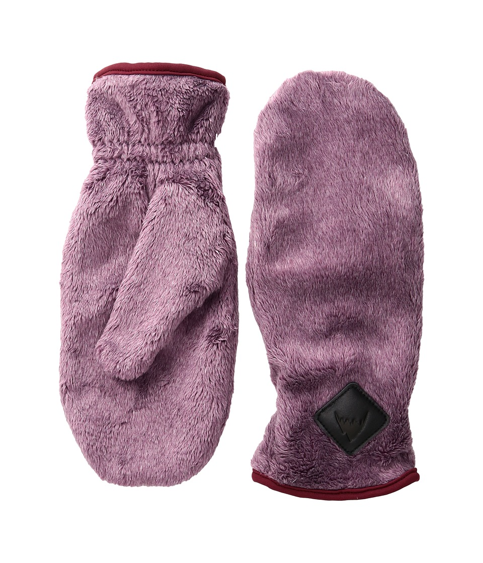 Burton - Cora Mitt (Sangria) Extreme Cold Weather Gloves