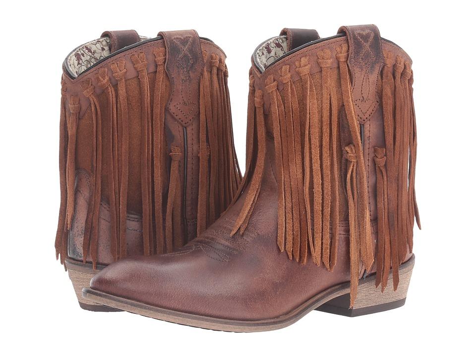 Dingo - Gigi (Brown) Cowboy Boots
