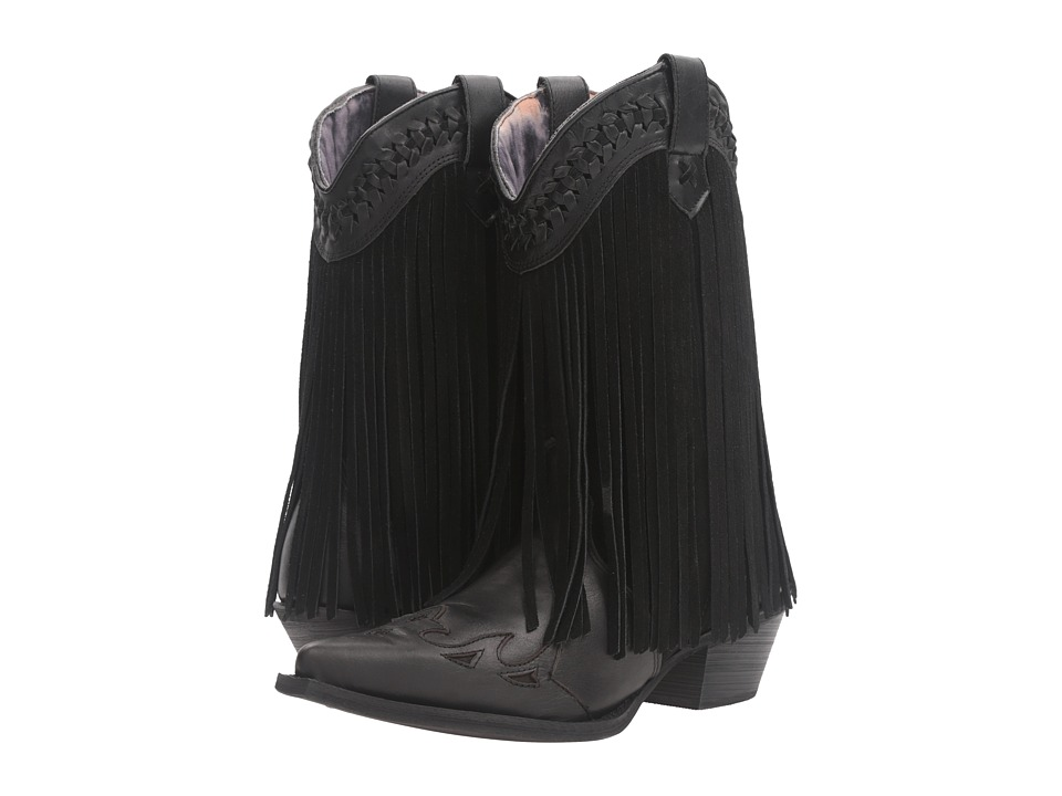 Dingo - Heart Throb (Black) Women's Boots