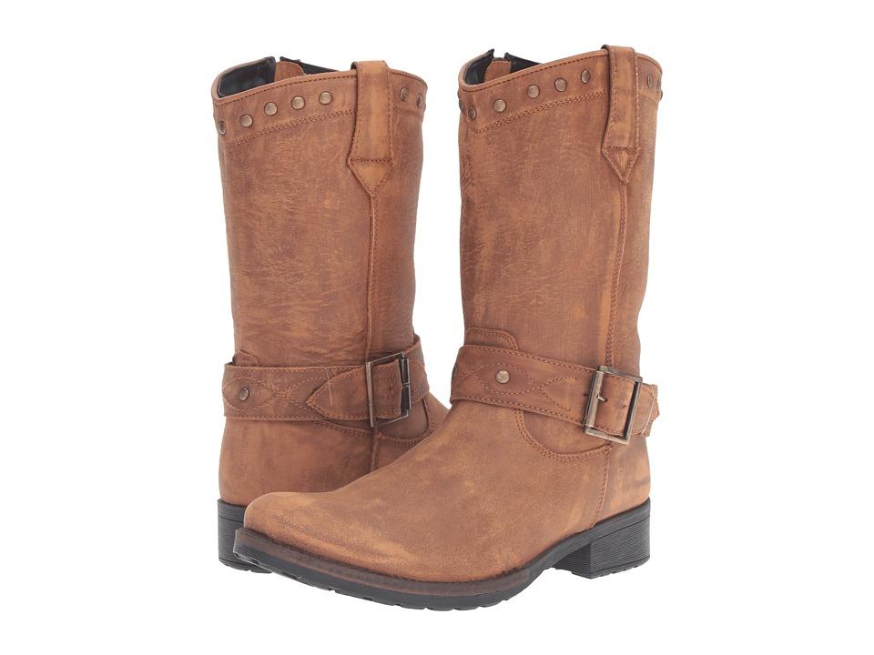 Dingo Tulula (Tan) Cowboy Boots