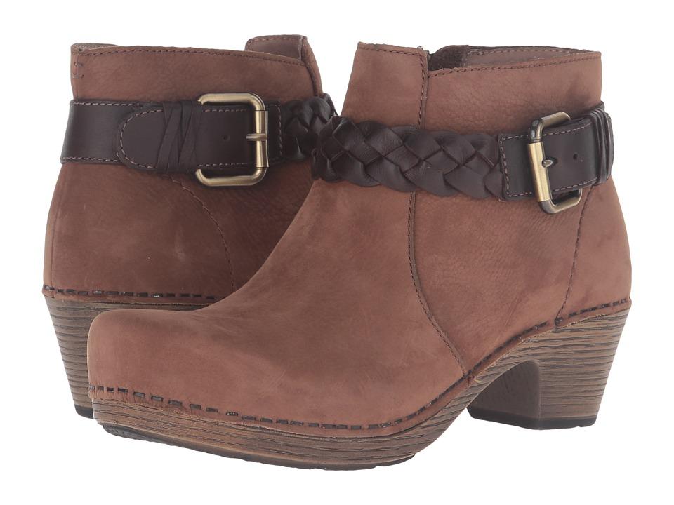 Dansko - Michelle (Amber Milled Nubuck) Women's Boots