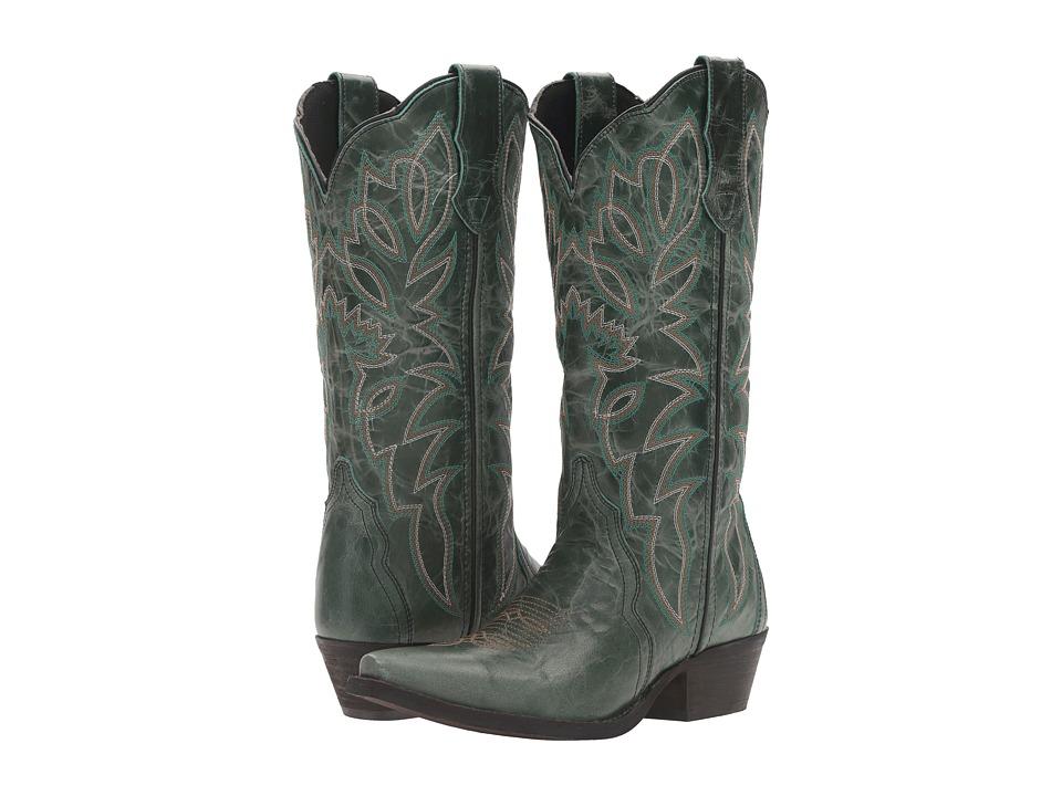 Laredo - Leeza (Turquoise) Cowboy Boots