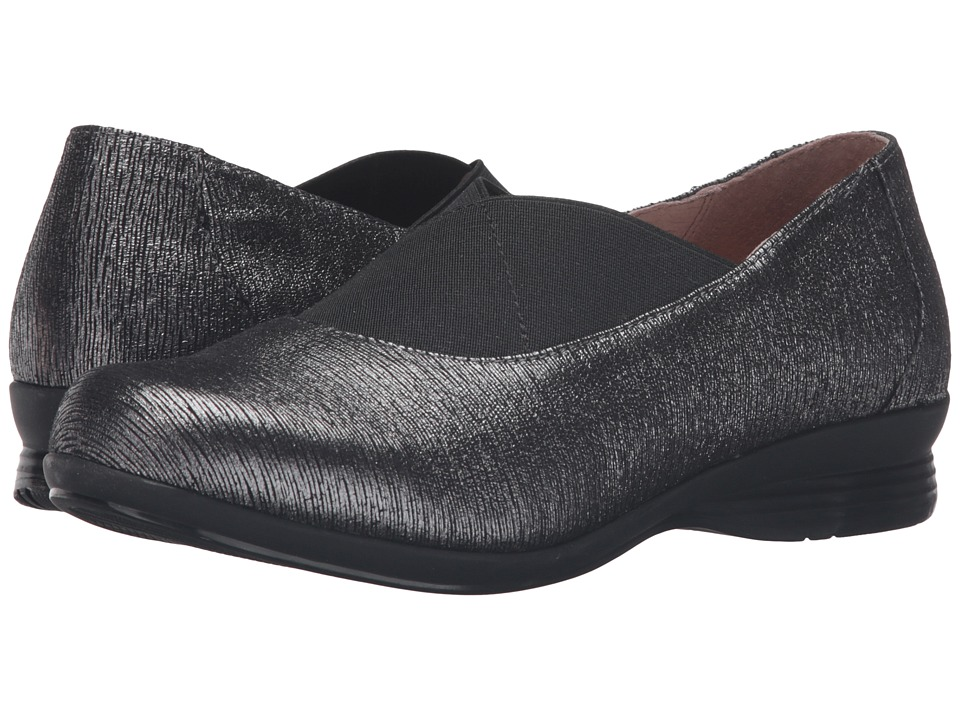 Dansko Ann (Pewter Metallic) Women