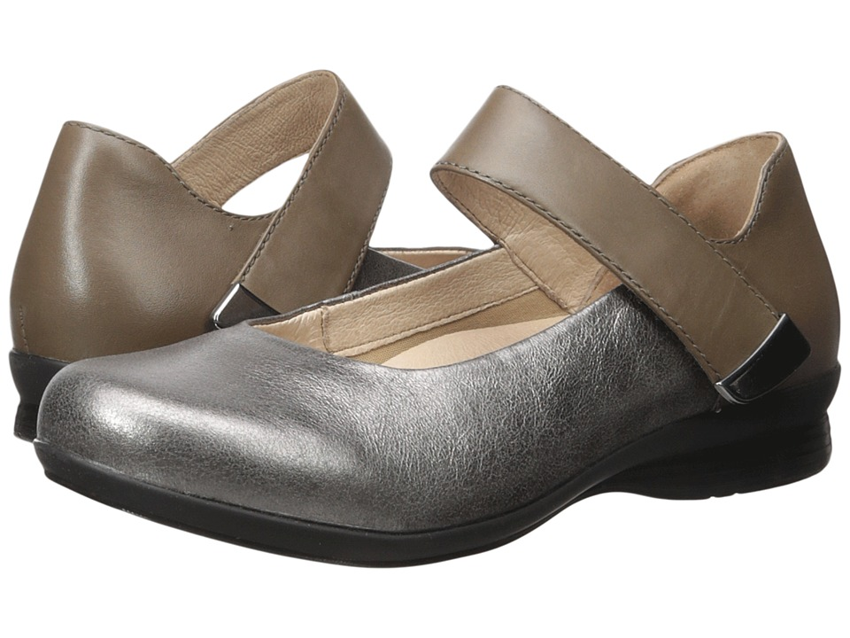 Dansko - Audrey (Old Gold Metallic) Women's Flat Shoes