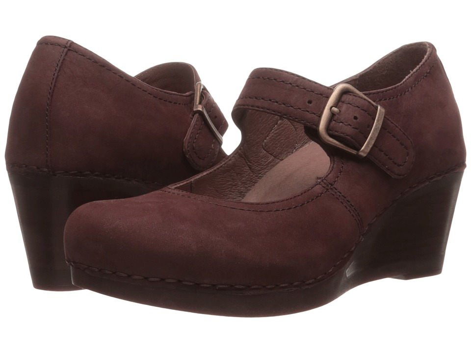Dansko Sandra (Raisin Nubuck) Women