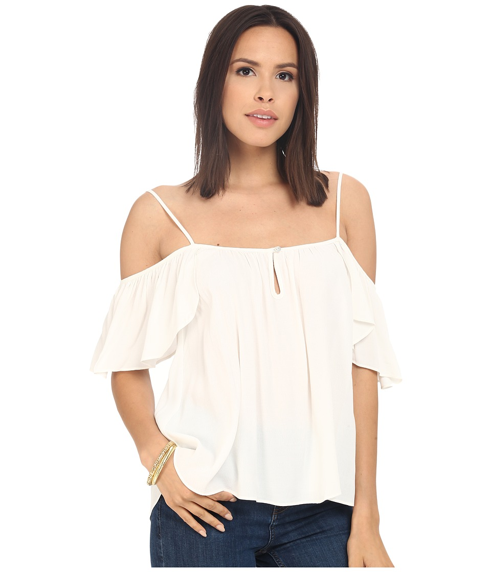 Lovers + Friends - Ariel Top (Ivory) Women's Clothing