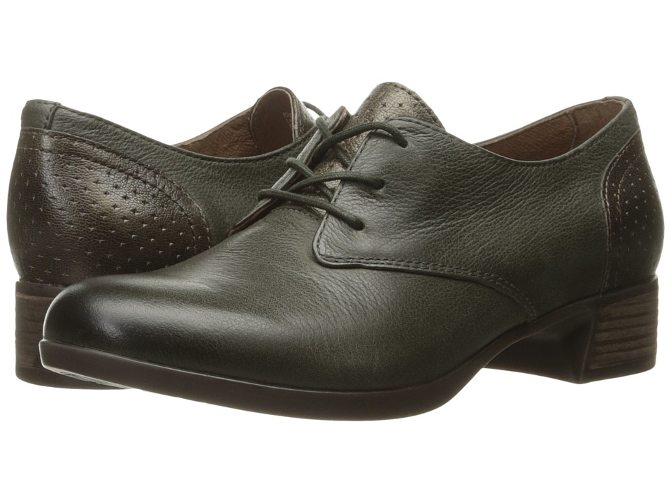Dansko Louise (Stone Burnished Nappa) Women