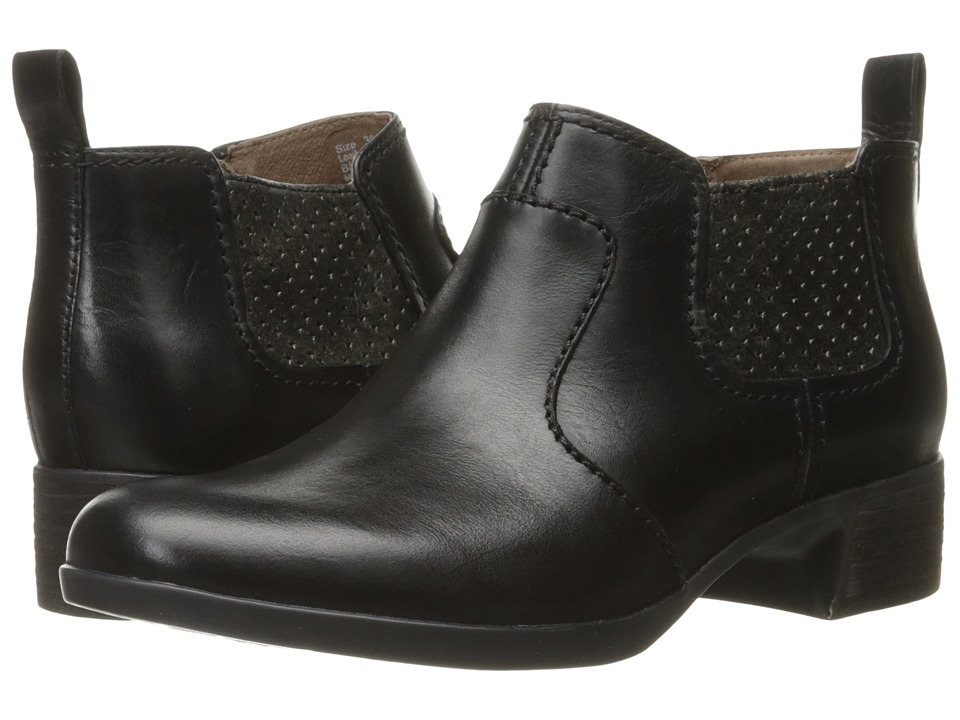 Dansko - Lola (Black Antiqued Calf) Women's Boots