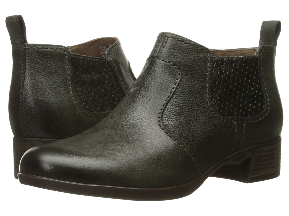 Dansko - Lola (Stone Burnished Nappa) Women's Boots