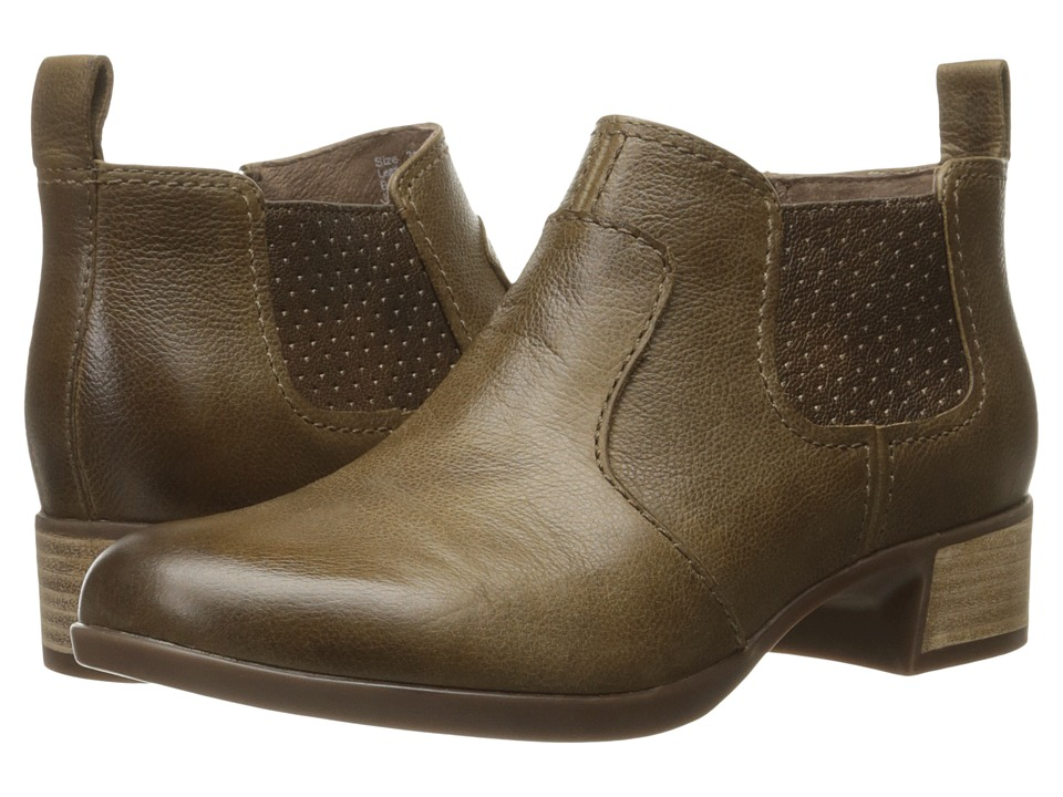 Dansko - Lola (Taupe Burnished Nappa) Women's Boots
