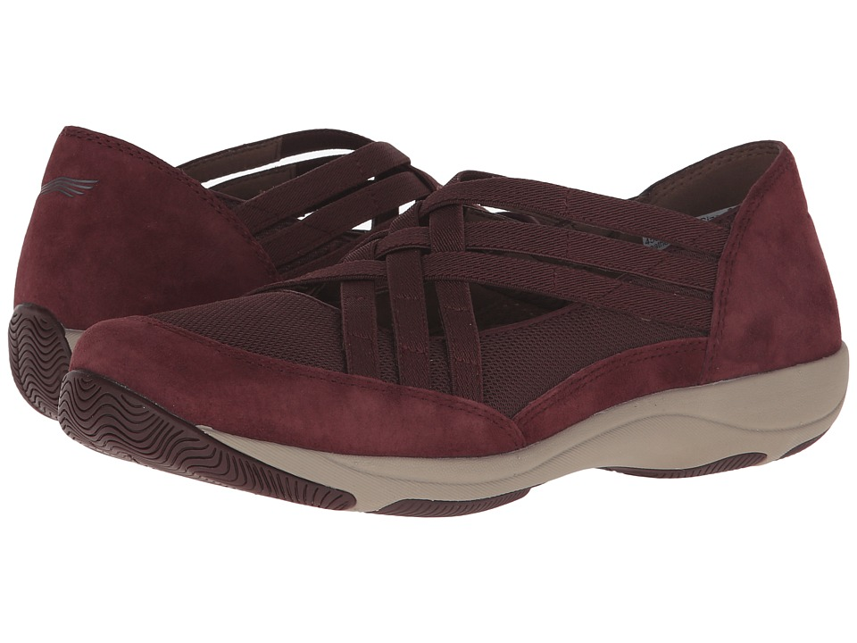 Dansko Hilde (Raisin Suede) Women