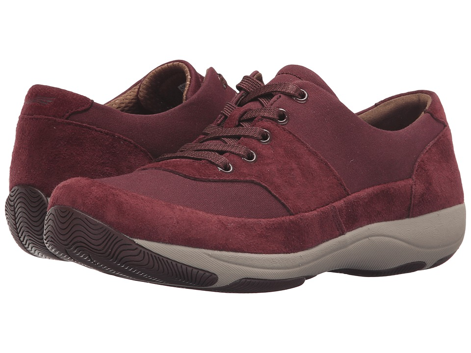 Dansko - Hayden (Raisin Suede) Women's Lace up casual Shoes