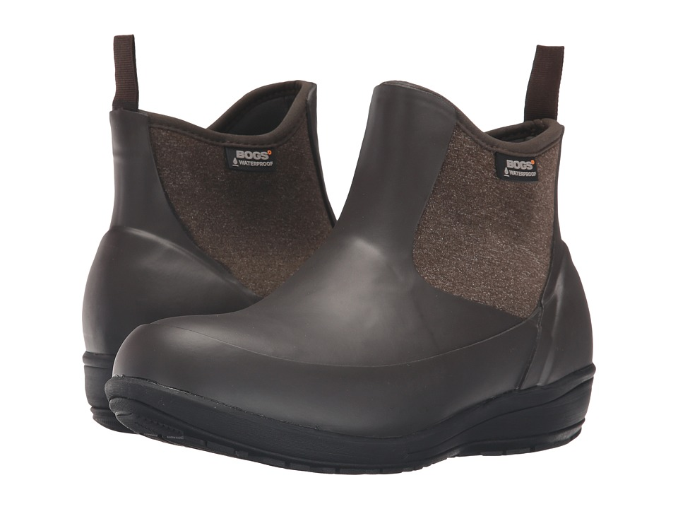 Bogs - Cami Low (Chocolate) Women's Waterproof Boots