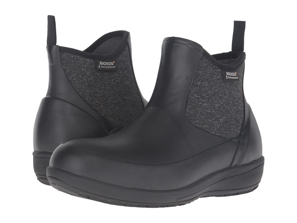Bogs - Cami Low (Black) Women's Waterproof Boots