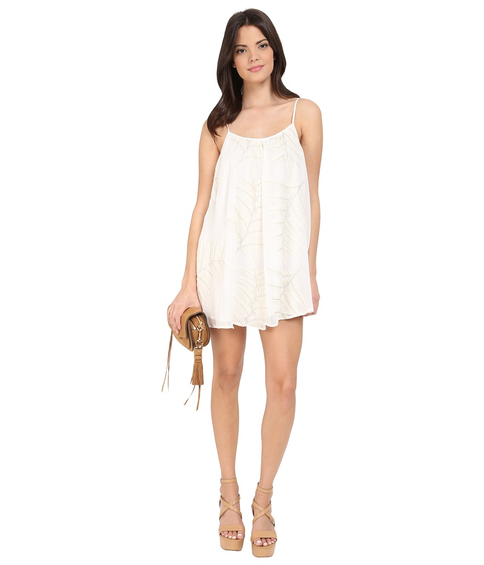 Lovers + Friends - Fly Away Dress (Ivory) Women's Dress