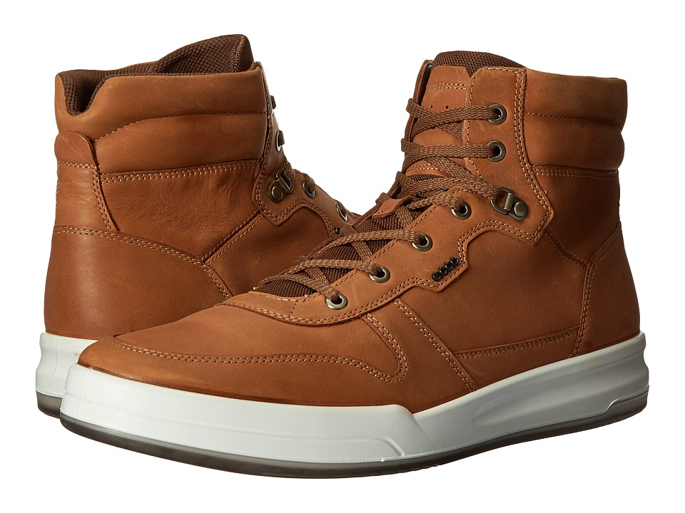 ECCO - Jack High Top (Lion) Men's Shoes