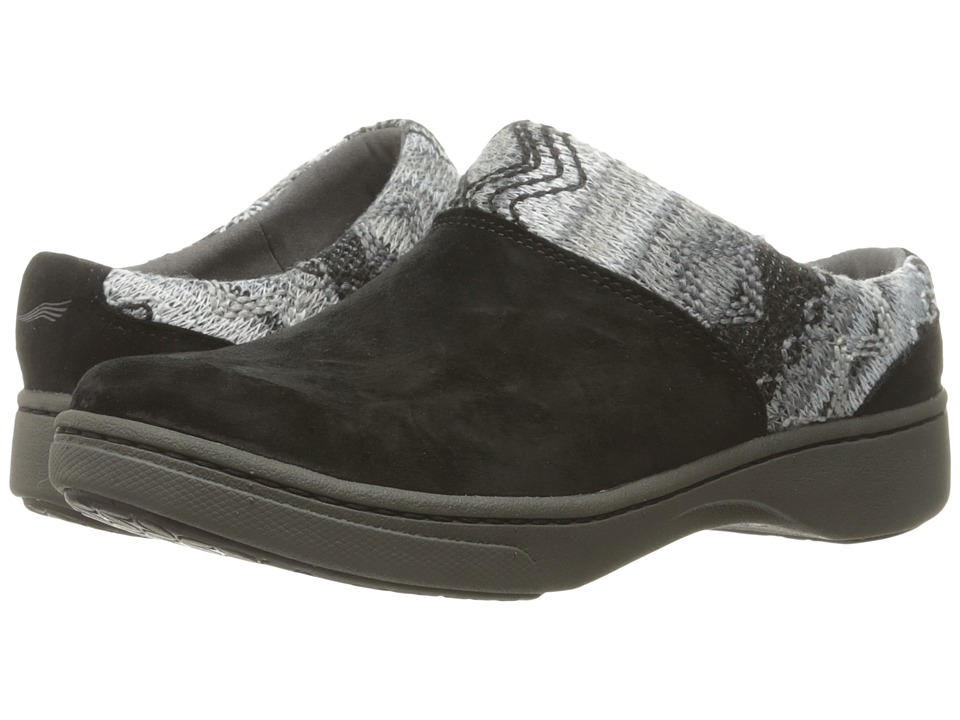 Dansko - Brittany (Black Suede) Women's Shoes
