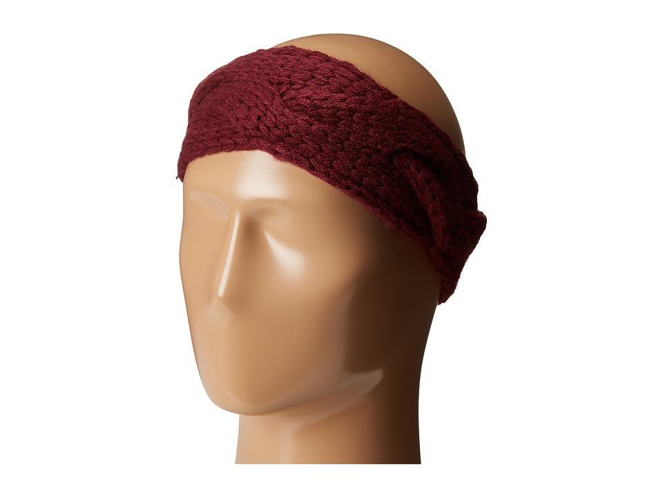 Burton - Chloe Headband (Sangria) Headband