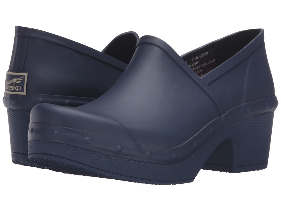 Dansko - Richelle (Blue) Women's Clog Shoes