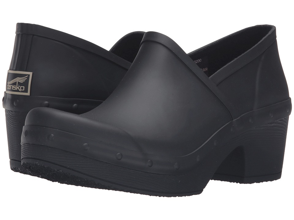 Dansko - Richelle (Black) Women's Clog Shoes