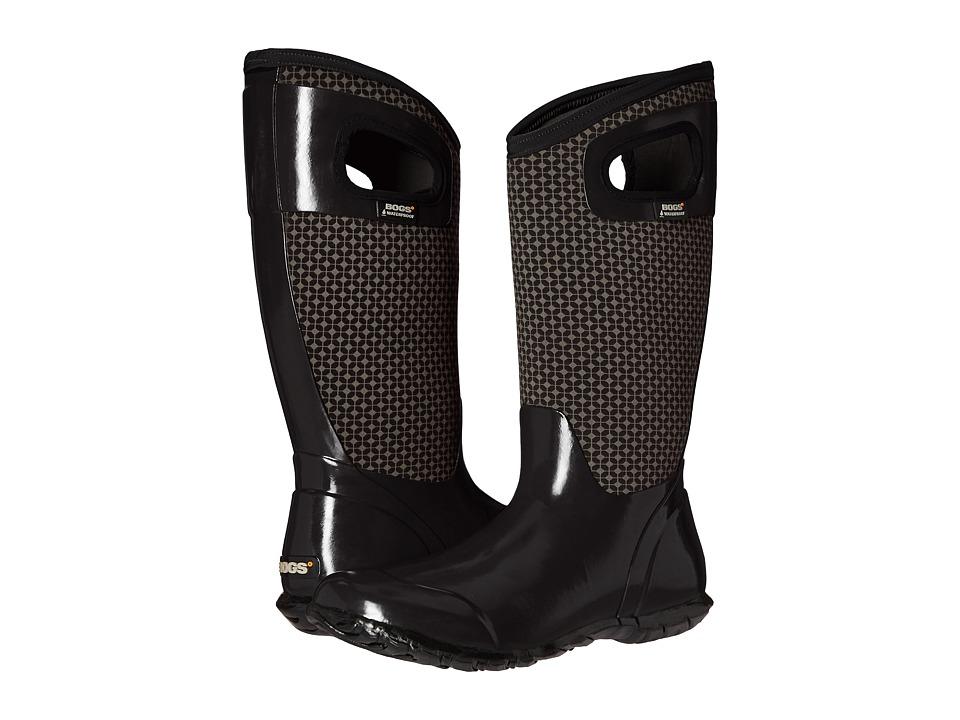 Bogs - North Hampton Cravat (Black Multi) Women's Waterproof Boots