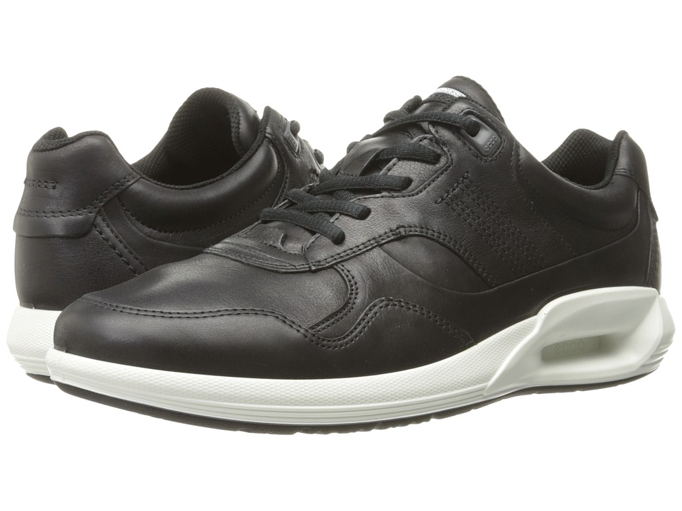 ECCO - CS16 Low (Black) Men's Shoes