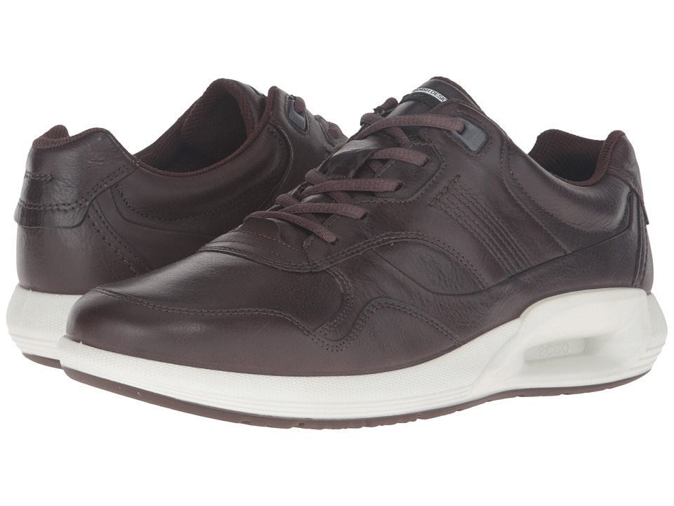 ECCO - CS16 Low (Coffee) Men's Shoes
