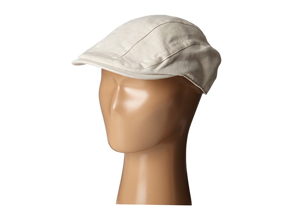 Appaman Kids - Newsboy Cap with Appaman Monkey Lining (Infant/Toddler/Little Kids/Big Kids) (Sand) Caps