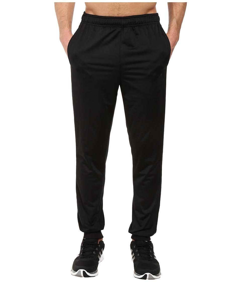 adidas - Essentials Tricot Jogger (Black/Black) Men's Clothing